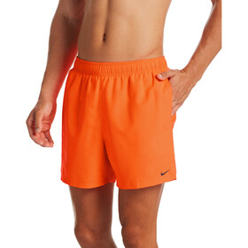 "Nike Swim Essential Lap 5"" Volley Shorts Heren, oranje"
